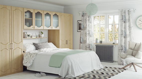 Elegant Fitted Bedroom Furniture In Liverpool Merseyside