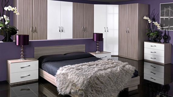 Discover Your Dream Space Today. Elegant Fitted Bedroom Furniture in Liverpool  Merseyside